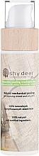 Kup Naturalny peeling mechaniczny do oczyszczania skóry mieszanej i tłustej - Shy Deer