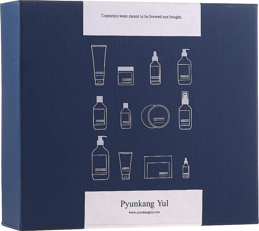 Zestaw - Pyunkang Yul Best Skincare Item Set (toner/200ml + serum/100ml + cr/100ml)
