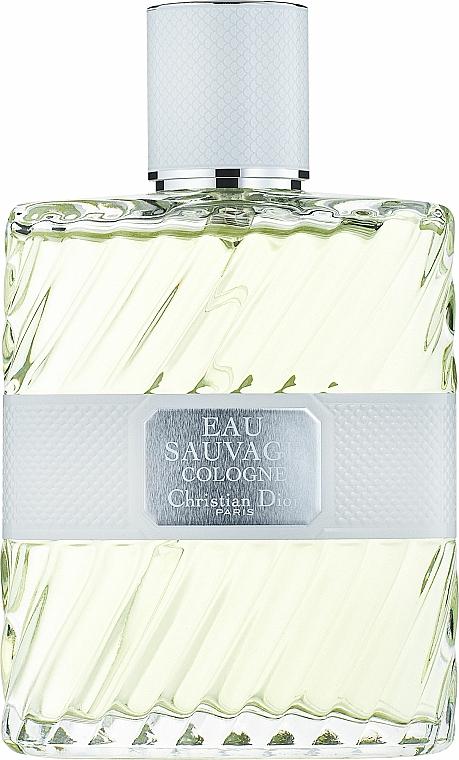 Dior Eau Sauvage Cologne - Woda kolońska (tester z nakrętką)