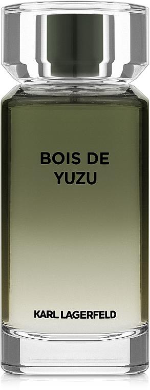Karl Lagerfeld Bois De Yuzu - Woda toaletowa