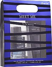 Kup Omerta Meet Me On The Wild Side - Zestaw (woda toaletowa/100ml + żel pod prysznic/100ml)