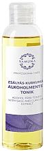 Kup Tonik do ciała Szałwia i kurkuma - Yamuna Sage-Turmeric Non-Alcoholic Tonic