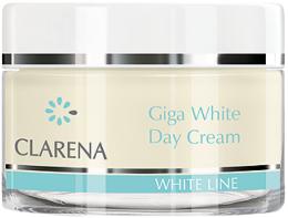 Kup Wybielająco-ochronny krem do twarzy na dzień - Clarena White Line Giga White Day Cream