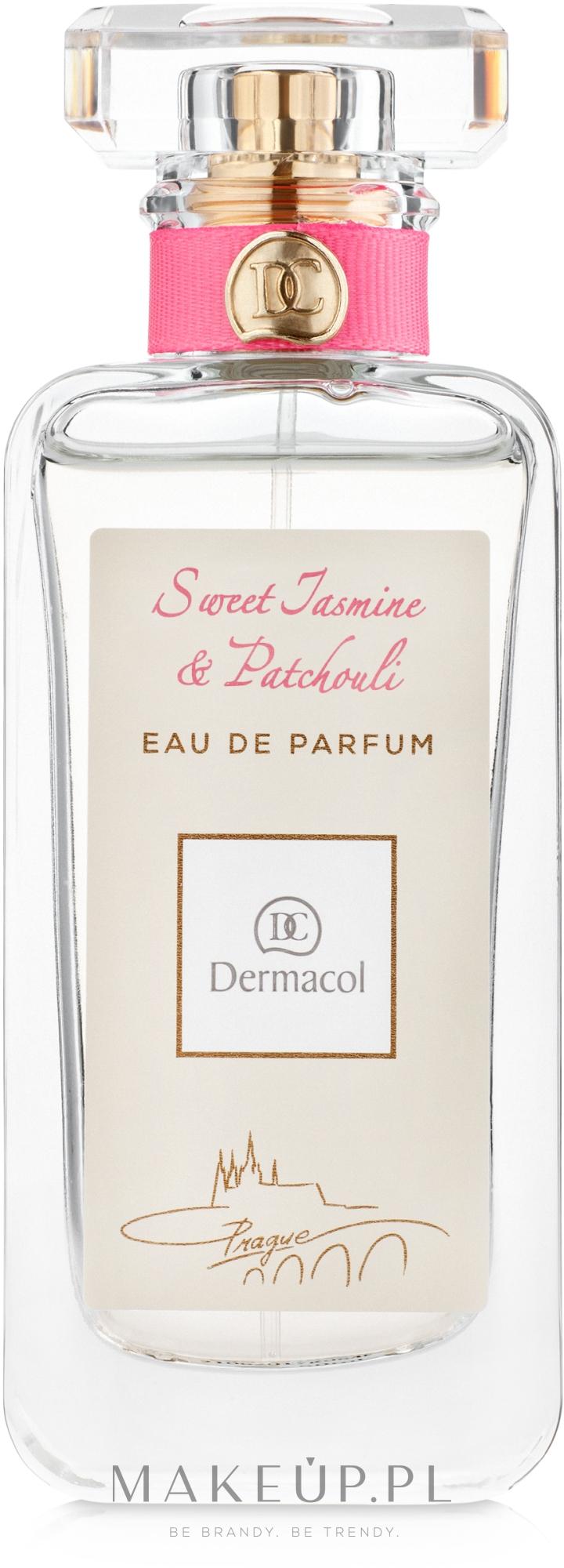 dermacol sweet jasmine & patchouli