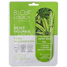 Kup Maska z olejem konopnym Totalna regeneracja - Biologica Hemp