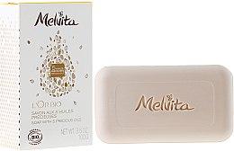Kup Mydło z drogocennymi olejkami - Melvita L'Or Bio Soap