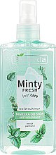 Kup Odświeżająca mgiełka-antyperspirant do stóp - Bielenda Minty Fresh Foot Care