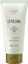 Kup Olejek do ciała - Scottish Fine Soaps La Paloma Body Butter