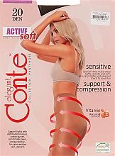 "Kup Rajstopy ""Active Soft"" 20 DEN, shade - Conte"