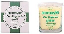 Kup Świeca zapachowa - Mayfer Perfumes Aromayfer Scented Candle
