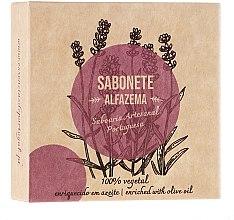 Kup Naturalne mydło w kostce Lawenda - Essências de Portugal Senses Lavender Soap With Olive Oil