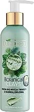 Kup Wegańska pasta do mycia twarzy z glinką zieloną do cery mieszanej i tłustej Oczyszczenie i detoks - Bielenda Botanical Clays