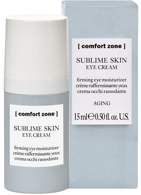 Ujędrniający krem pod oczy - Comfort Zone Sublime Skin Eye Cream — фото N1