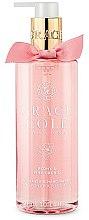 Kup Oczyszczający żel do mycia rąk Piwonia i różowa orchidea - Grace Cole Peony & Pink Orchid Liquid Hand Soap