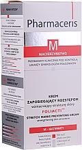 Kup Krem zapobiegający rozstępom - Pharmaceris M Foliacti Stretch Mark Prevention Cream