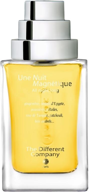 The Different Company Une Nuit Magnétique Refillable - Woda perfumowana (wymienny wkład) — фото N3