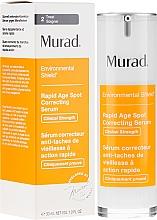 Kup Serum przeciw oznakom starzenia się skóry - Murad Environmental Shield Rapid Age Spot Correcting Serum