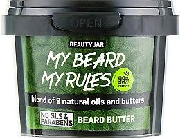 Kup Masło do brody - Beauty Jar My Beard My Rules Beard Butter
