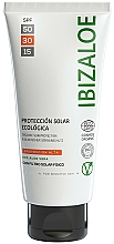 Kup Masło do ciała do opalania - Ibizaloe Organic Sun Protection SPF 30