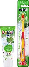 Kup Zestaw do zębów dla dzieci - Bobini (t/brush/1pc + t/paste/75 ml)