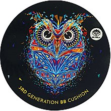 Kup Krem BB w gąbce cushion - Dr. Mola 3rd Generation BB Cushion Owl