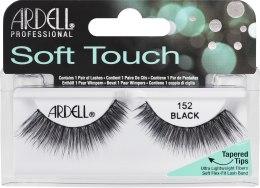 Kup Sztuczne rzęsy - Ardell Soft Touch Eye Lashes Black 152