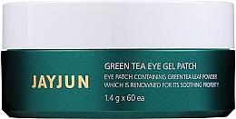 Kup Hydrożelowe płatki pod oczy z zieloną herbatą - Jayjun Green Tea Eye Gel Patch