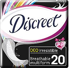 Kup Wkładki higieniczne Deo Irresistible Multiform, 20 szt. - Discreet