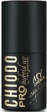 Kup Lakier hybrydowy do paznokci - Chiodo Pro Black & White Style