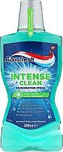 Kup Płyn do płukania jamy ustnej - Aquafresh Intense Clean Invigorating Freshness
