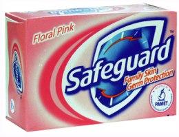 Kup Antybakteryjne mydło kosmetyczne Różowa eksplozja - Safeguard Family Germ Protect