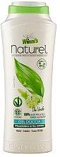 Kup Żel do kąpieli z naturalnymi ekstraktami z zielonej herbaty i brzozy - Winni's Naturel Shower Gel The Verde