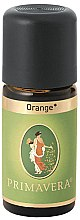 Kup Olejek eteryczny - Primavera Natural Essential Oil Orange Demeter