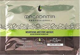 Kup Regenerująca maska do włosów - Macadamia Professional Nourishing Moisture Masque (próbka)