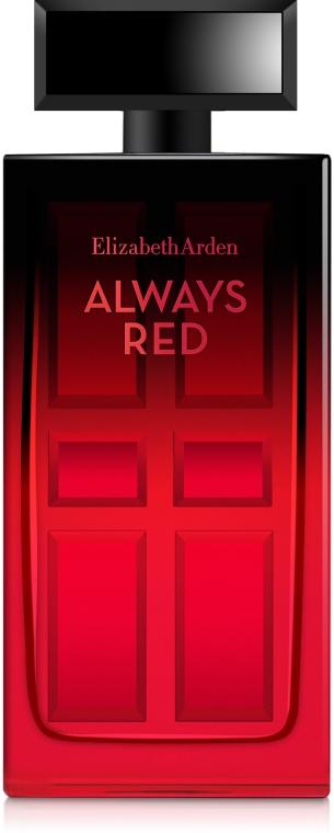 Elizabeth Arden Always Red - Woda toaletowa
