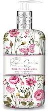 Kup Mydło w płynie do rąk - Baylis & Harding Royale Garden Rose Poppy And Vanilla Hand Wash