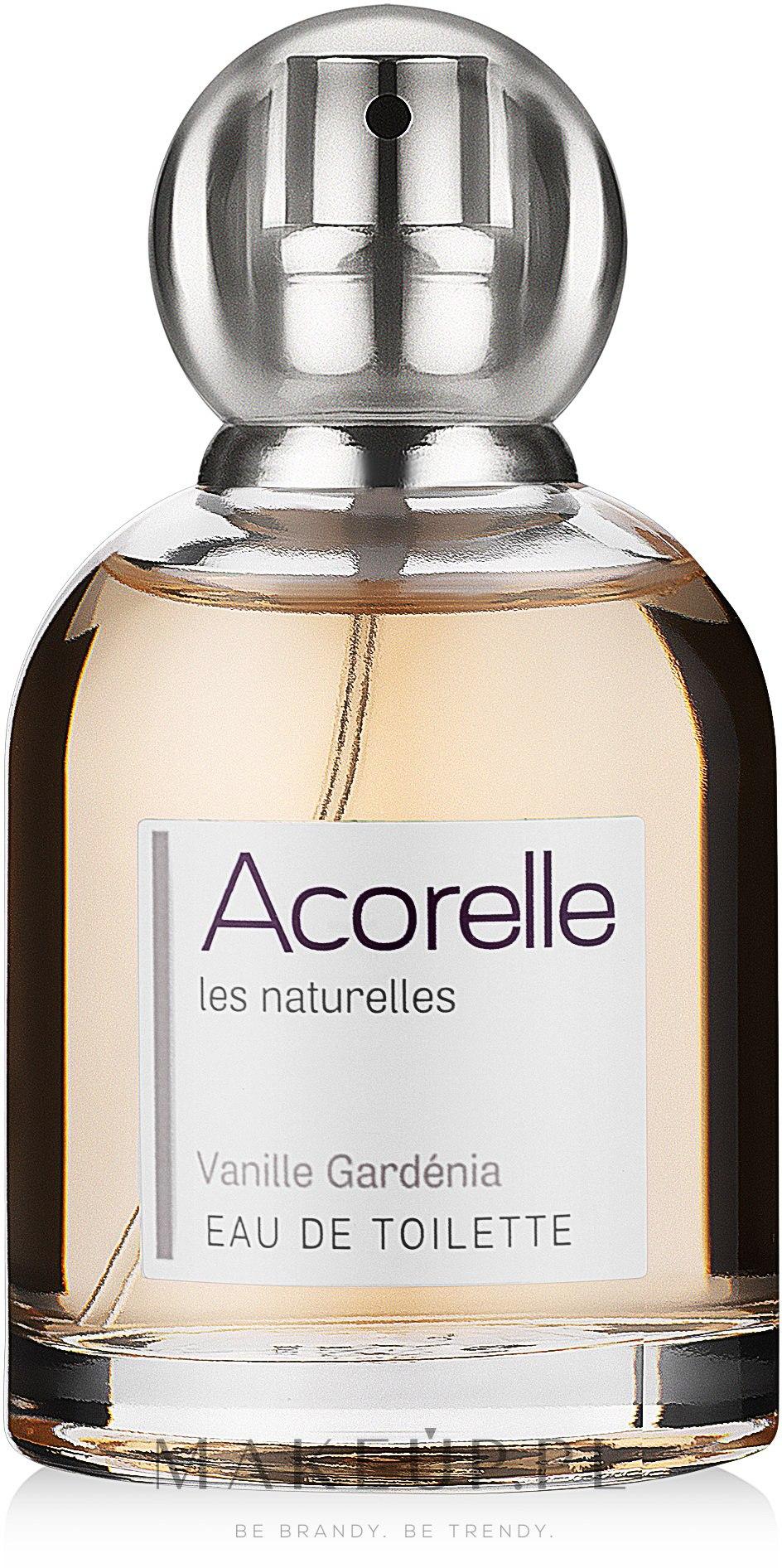 acorelle vanille gardenia