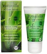 Kup Krem-żel do twarzy - Naturalia Aloe Vera Facial Care Cream-Gel