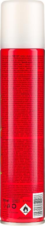 Suchy szampon do włosów Wiśnia - Time Out — фото N4