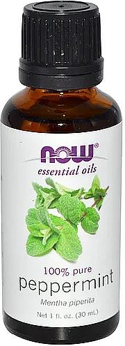 Olejek eteryczny z mięty pieprzowej - Now Foods Essential Oils 100% Pure Peppermint — фото N1