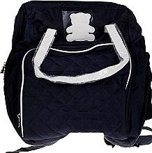 Zestaw - Mustela My Baby Bag Set (water/300ml + gel/shm/200ml + f/cr/40ml + b/cr/50ml + wipes/25pcs + bag) — фото N8