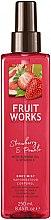 Kup Mgiełka do ciała z olejem migdałowym i witaminą E Truskawka i pomelo - Grace Cole Fruit Works Body Mist Strawberry & Pomelo