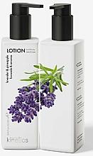 Kup Odżywczy balsam do rąk i ciała z lawendą i ananasem - Kinetics Lavender & Pineapple Lotion
