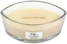 Kup Świeca zapachowa w szkle - Woodwick Candle Ellipse Jar Vanilla Bean