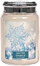 Kup Świeca zapachowa w szkle - Village Candle Winter Sparkle