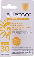 Kup Pomadka ochronna do ust z filtrem UVA/UVB - Allerco Emolienty Molecule Regen7 Lip Balm SPF30