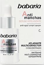 Kup Serum do twarzy niwelujący przebarwienia - Babaria Smart Anti-Dark Spot Serum