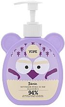 Naturalne mydło do rąk dla dzieci - Yope Jaśmin — фото N3