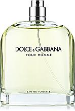 Kup PRZECENA! Dolce & Gabbana Pour Homme - Woda toaletowa (tester bez nakrętki) *
