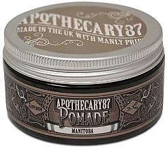Kup Pomada do stylizacji włosów - Apothecary 87 Manitoba Pomade